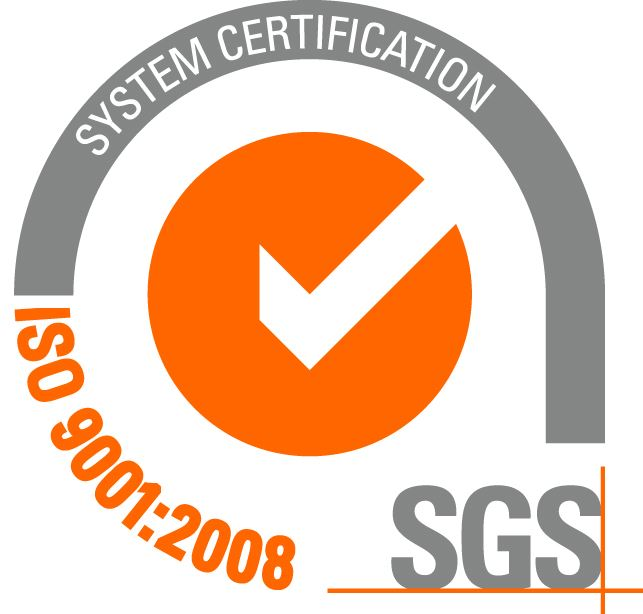 SGS ISO 9001-2008 TCL-2